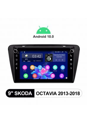 Joyforwa 9 Inch Skoda Octavia 2013 To 2018 Android 8.1.0 Head Unit Sound System With SPDIF