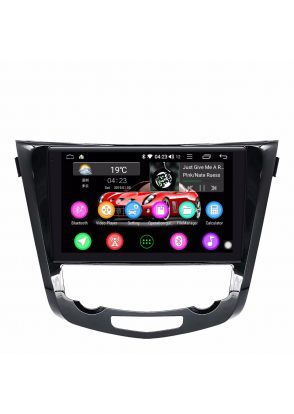 jJOYFORWA 2014+Nissan Qashqai X-trail Android 8.1.0 Car Music Player With 2GB+32GB
