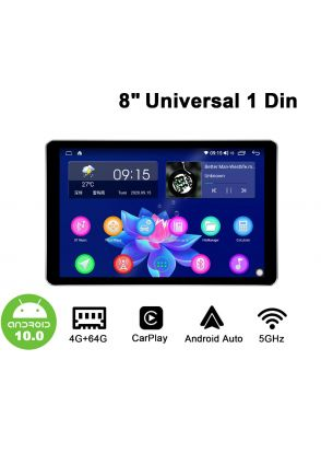 Joyforwa 8 Inch 1 Din Android Car Stereo With Ultra-screen