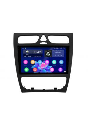 """Joyforwa 9"""" Android Stereo For Mercedes-Benz W203 W209 With Optical Output"""