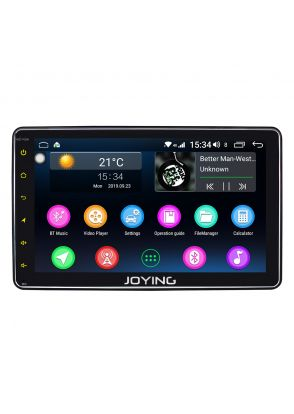 Joying 8 Inch Android Car Stereo For Citroen C5 C4 4GB 64GB with 1024*600