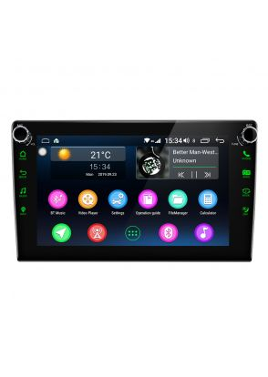 Joyforwa 8 Inch Single Din Android 8.1.0 IPS 1280*720 Screen Car Navigation System Support DAB+