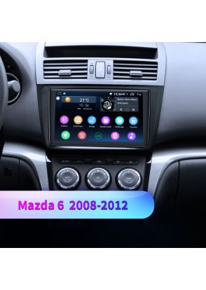 Mazda 6 bluetooth radio