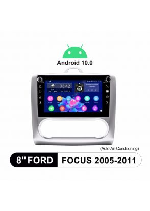 Joyforwa  Android 10.0  Android Car GPS Navigation System For 2005 - 2011 Ford Focus