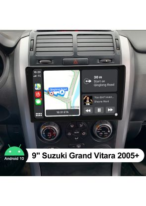 Joyforwa 9 Inch Suzuki Grand Vitara 2005+ Android Autoradio Replacement With SPDIF