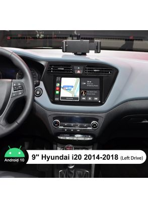 Joyforwa Android Auto Radio for Hyundai i20 2014-2018 With 9 Inch IPS Screen