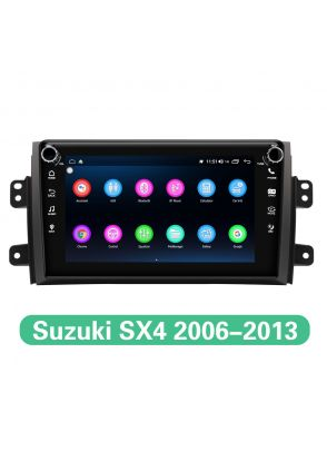 Joyforwa 8 Inch Suzuki SX4 2006-2013 Android Car Stereo Audio System Plug And Play