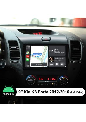 Joyforwa 2012-2016 Kia K3 Cerato Forte Android 10.0 Touch Screen Car Sound System Support SPDIF