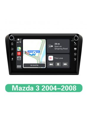 mazda 3 android player