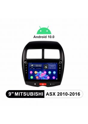 Mitsubishi ASX 2010-2016 Android 10.0 Head Unit Audio Upgrade With Built-In GPS